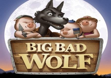 Big Bad Wolf สล็อตลูกหมู 3 ตัว