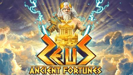 Ancient Fortunes: Zeus สล็อตเทพเจ้าสายฟ้า