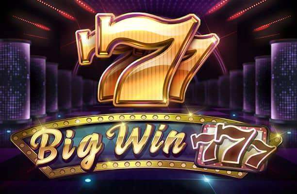 Big Win 777 สล็อตบิ๊กวิน