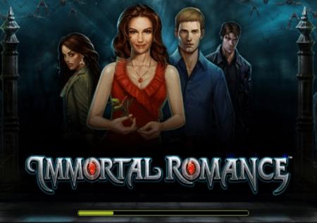 Immortal Romance สล็อตแวมไพร์