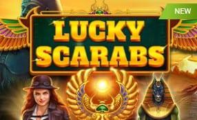 Lucky Scarabs สล็อตอียิปต์สคารัป