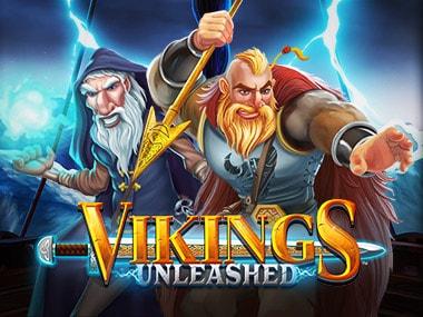 viking unleashed สล็อตไวกิ้งอันลีช